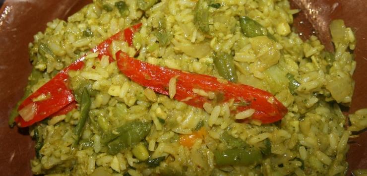 Indyjskie curry wegetariańskie