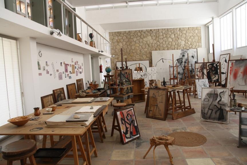 Studio Serta, wnętrze