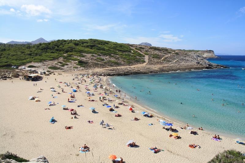 najpiękniejsze plaże Majorki