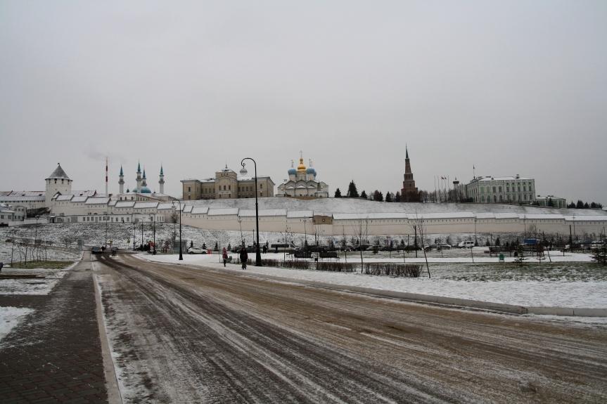 Kazan, Kreml