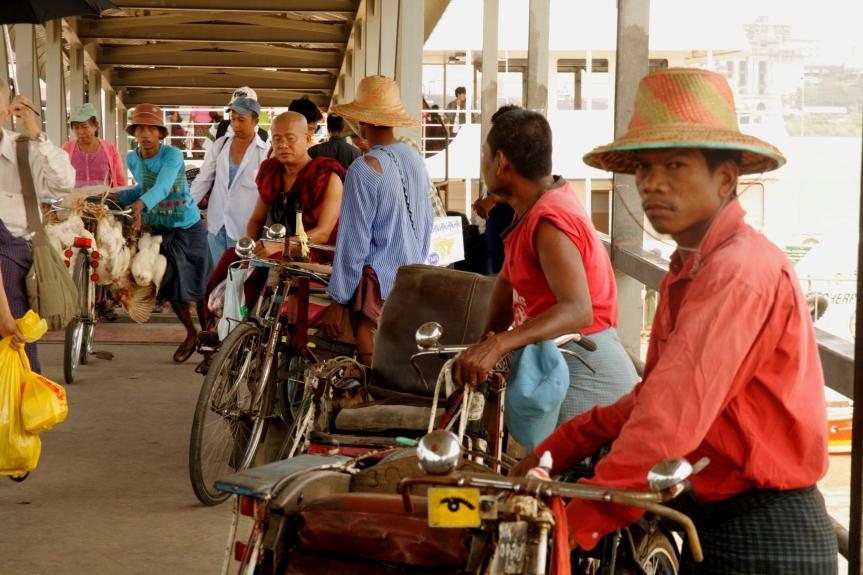 Przygoda w Birmie