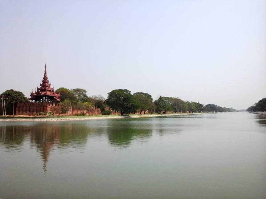Pałac w Mandalay