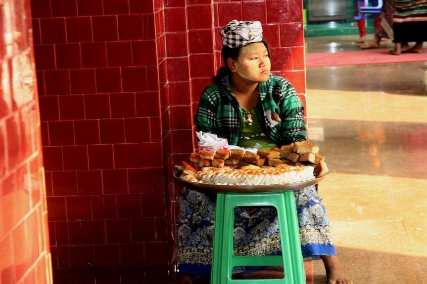 Kobiety w Birmie