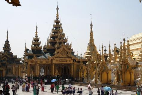 Yangon,Shwedagon
