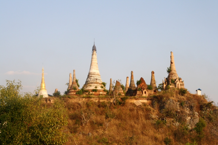 zabytkowe pagody