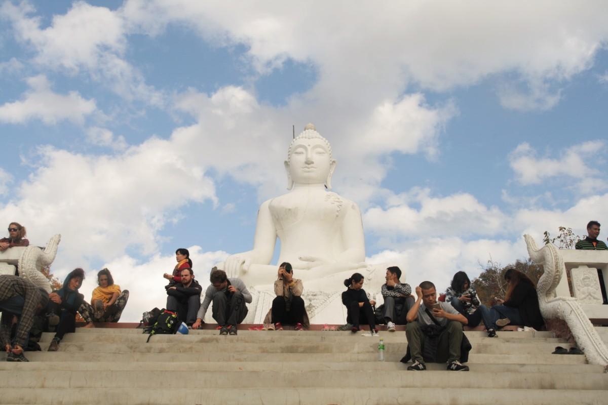 Pai, czyli Biały Budda i tajski kanion