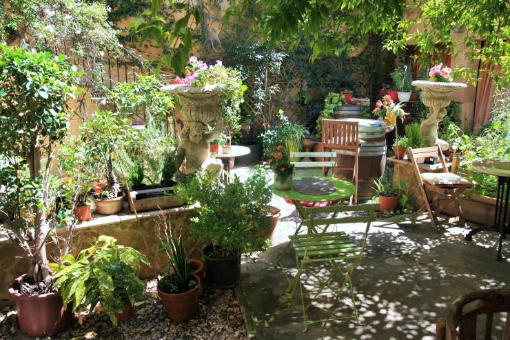 praytulne kawiarnie w Palmie