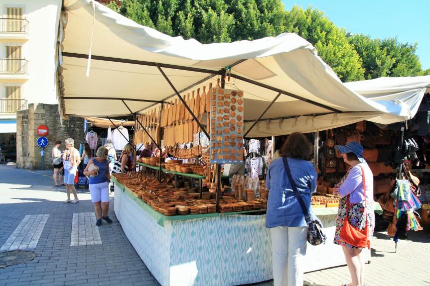 jarmarki na Majorce
