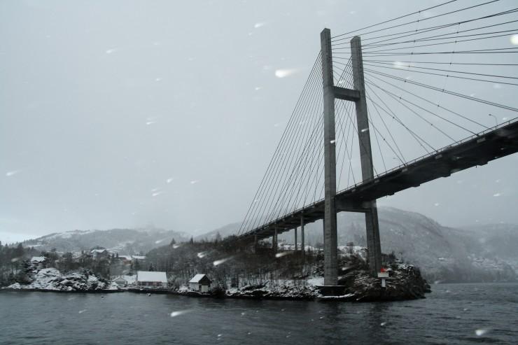 Bergen na weekend